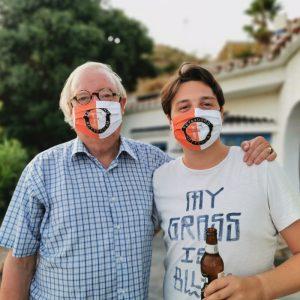 Ik heb samen met mijn vader een enorme passie voor Feyenoord. Ondanks dat het vaak niet goed is voor onze gezondheid, blijven wij altijd achter ons cluppie staan.