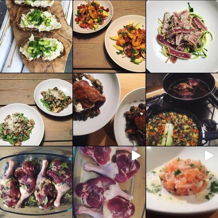 @bonappetes is het Instagram account waarop ik mijn passie voor koken laat zien